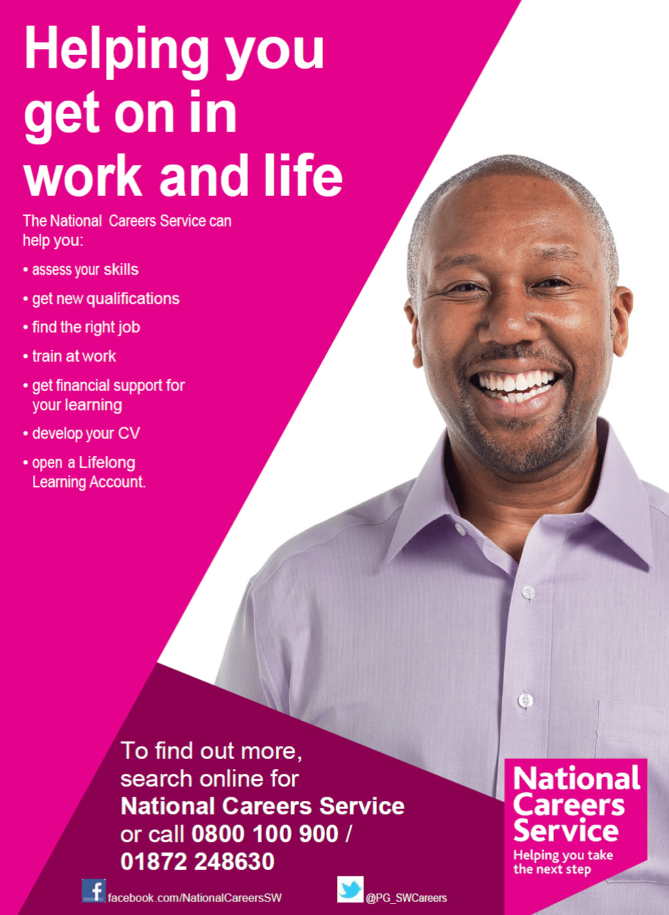 National Career Service Inclusion Cornwall